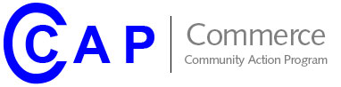 CCAP — Commerce Community Action Program logo